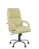Кресло для руководителей NADIR steel chrome (comfort)