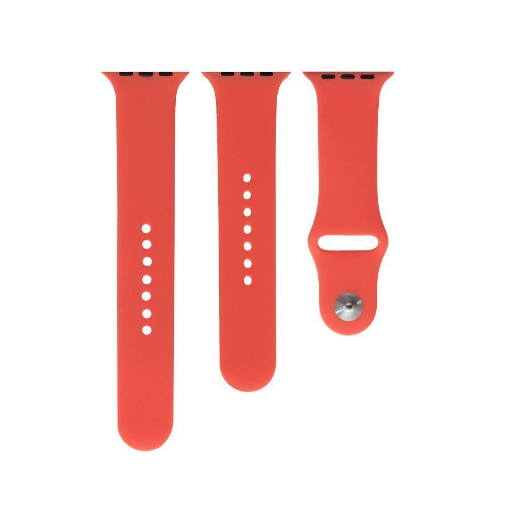 Ремешок для Apple Watch Band Silicone Two-Piece 42 / 44mm