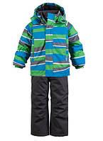 Комплект (куртка, штаны на подтяжках) Lassie TEC Код 723630-6511 размеры на рост 92-122 см