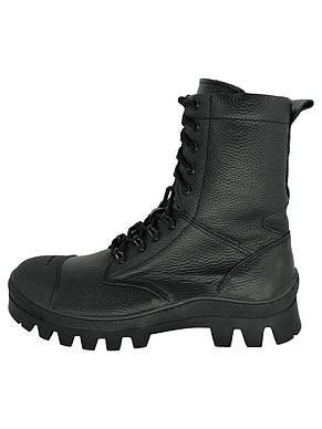 Черевики-Берці тактичні високі зимові FERRUM чорні, фото 2