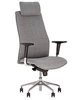 Кресло для руководителей SOLO R HR steel chrome