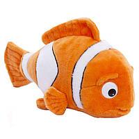 Рыбка Клоун мягкая рыба