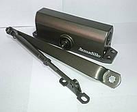 Доводчик дверной Armadillo LY4 Bronze до 85 кг Цвет: Бронза
