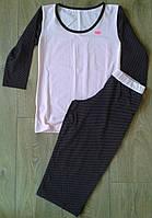 Красивая трикотажная женская пижама EGO размер XS, фото 1