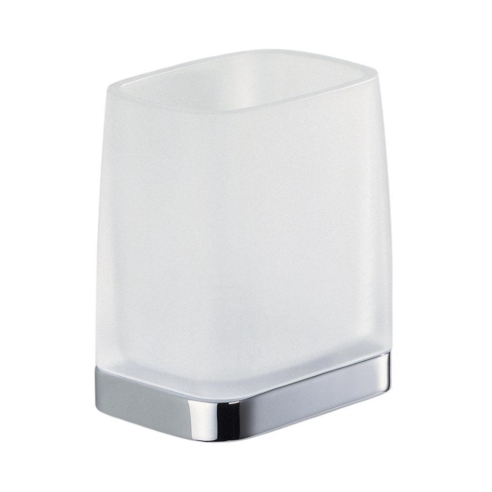 Стакан для зубных щеток подвесной Colombo Design Time W4202