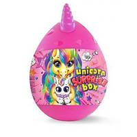 """Набір для дитячого креативного творчості """"Unicorn Surprise Box""""., фото 1"""