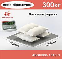 Весы платформенные складские 4BDU300-1010-П