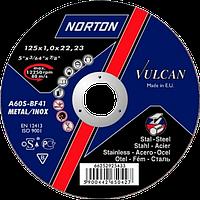 Круг отрезной 125x1.0x22.23 Norton Vulcan
