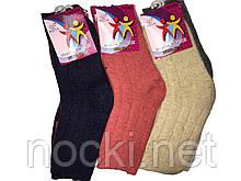 Шкарпетки підліток шерсть тонка Троянда для дівчаток