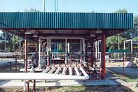 Монтаж насосных станций нефтебаз