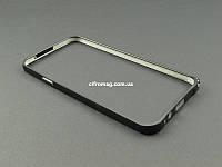 Бампер металл для Samsung Galaxy E5 E500h черный