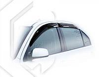 Дефлекторы окон Ford Mondeo III Sd 2001-2006   Ветровики Форд Мондео