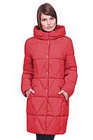 Оригинальное женское пальто Санта