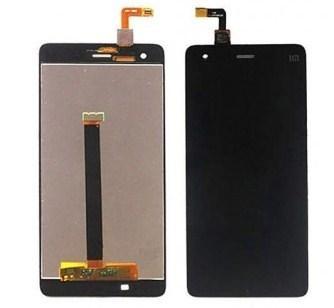 Дисплей для Xiaomi Mi4 черный, с тачскрином