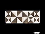 Плитка Opoczno Geometrica CLOUD GLOSSY beige white, фото 5