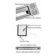 Биокамин белый BOX 90x40cm серии Nice-House, фото 10