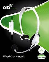 Проводная гарнитура с микрофоном для Xbox One (ORB)