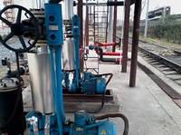 Устройство насосных станций нефтебаз