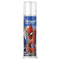 Детская зубная паста Crest Spider-Men Человек паук США