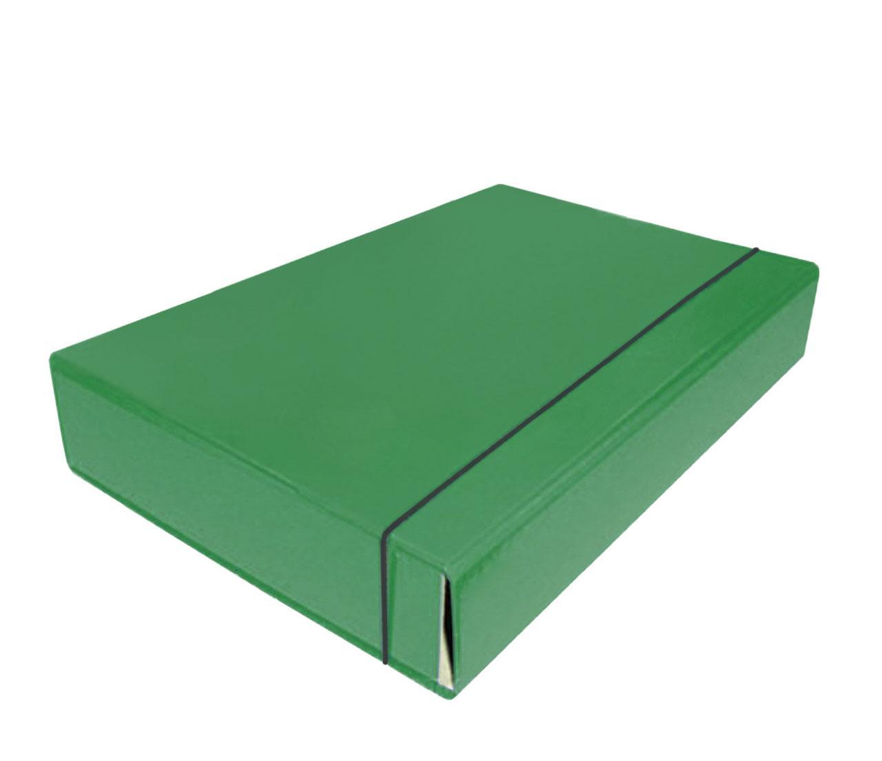 Папка-короб на резинке, А4, 60 мм, полноцветная, PP-покрытие