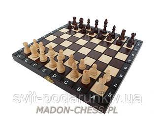 Шахматы и нарды деревянные Школьные 142 Madon