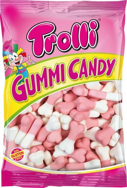 Желейные конфеты Trolli Gummi Candy Кости 1000 г Германия