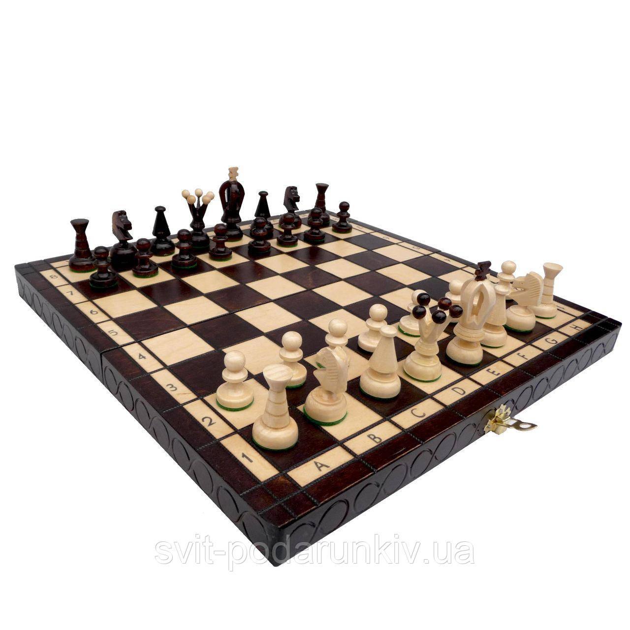 Шахматы Королевские средние 112 Madon