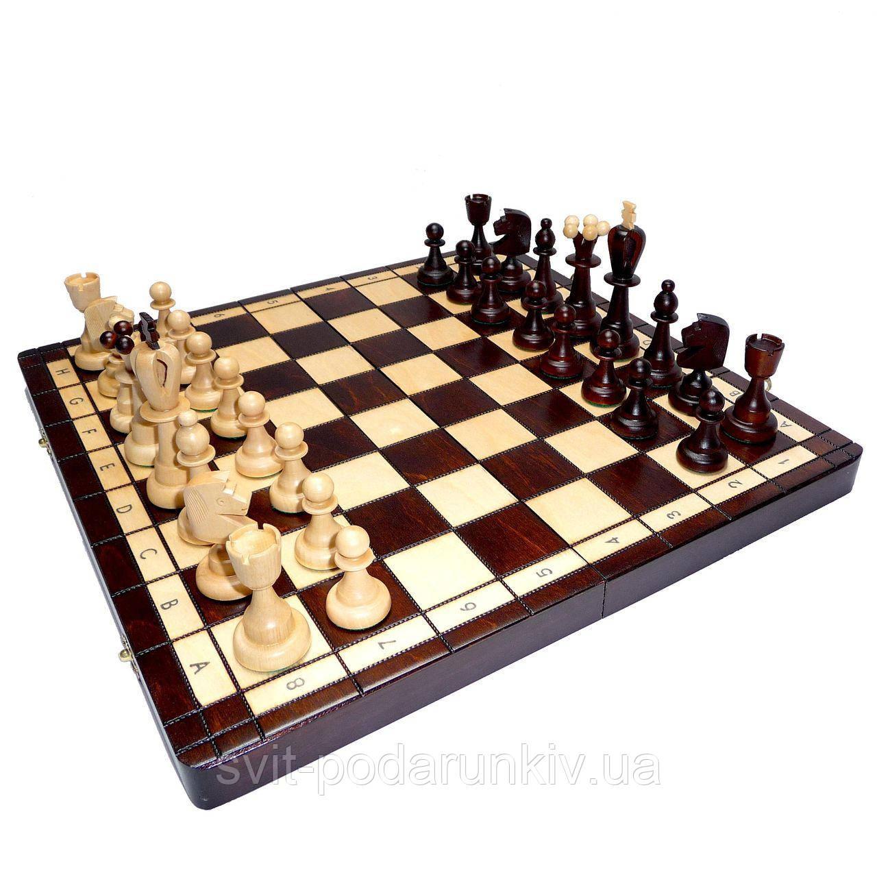Шахматы деревянные 115 Madon
