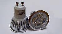 Светодиодная лампа GU10  4W