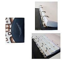 Тетрадь Блокнот со сменными блоками, А5 перо слепым тиснением
