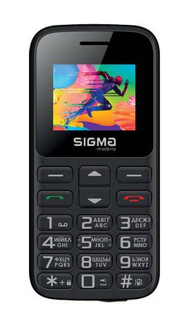 Мобильный телефон SIGMA mobile Comfort 50 HIT 2020 Черный, фото 2