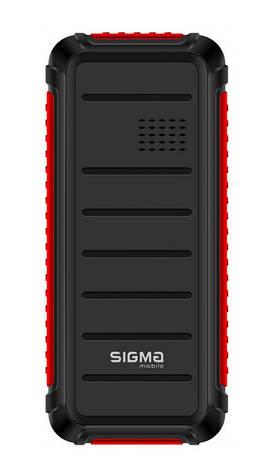 Мобильный телефон SIGMA  X-Style 18 Track Черный/ Красный, фото 2