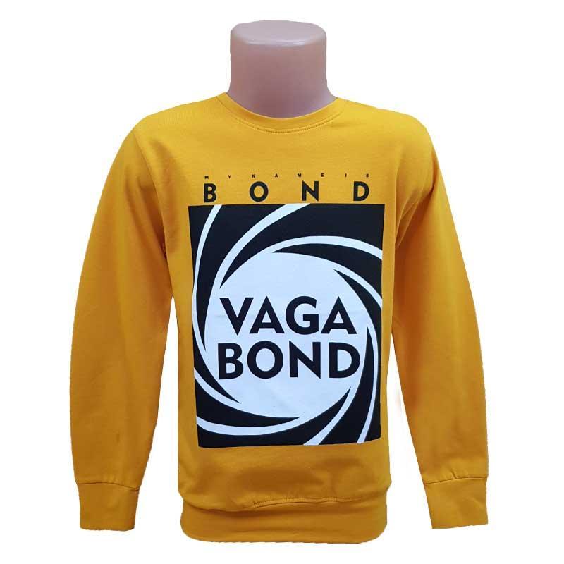 """Кофта для мальчика """"Vaga bond"""" 104-128 (4 - 8 лет) 19058.1"""