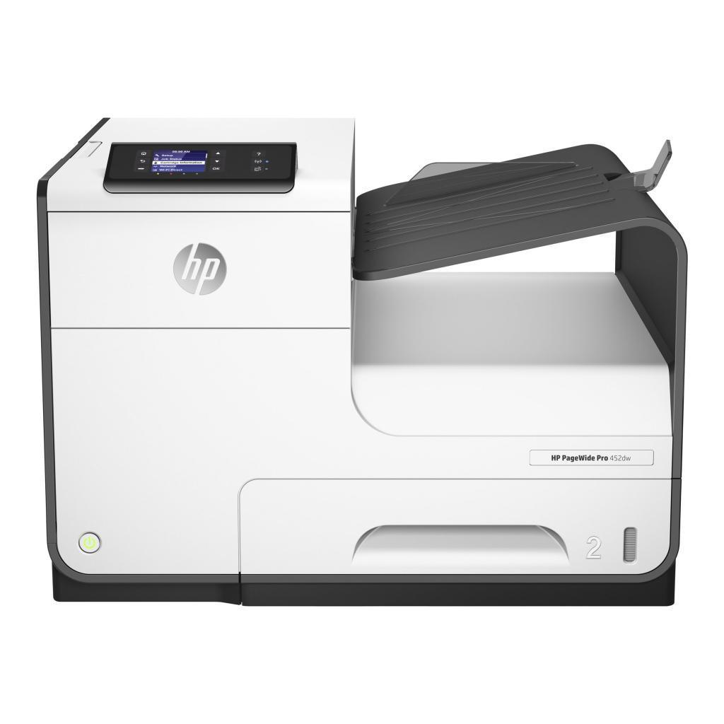 Принтер струйный A4 цв. HP PageWide Pro 352dw с Wi-Fi