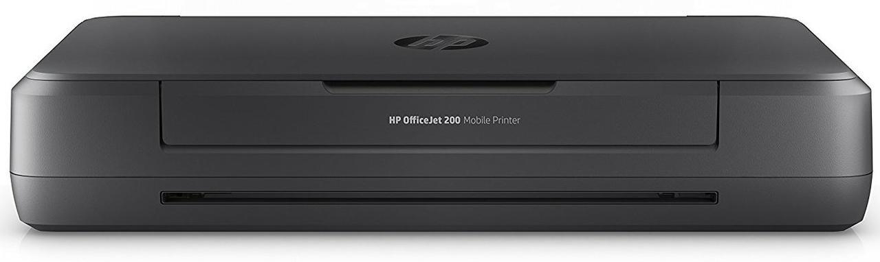 Принтер струменевий А4  кол. HP OficeJet 202 mobile з Wi-Fi