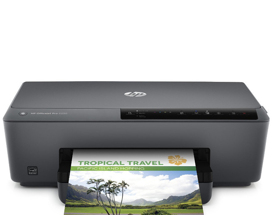 Принтер струменевий A4 кол. HP OfficeJet Pro 6230 з Wi-Fi