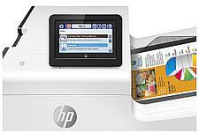 Принтер струменевий A4 кол. HP PageWide Enterprise 556dn, фото 2