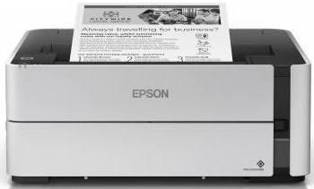 Принтер струйный А4 ч/б Epson M1170 с WI-FI, фото 2