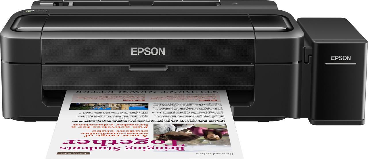 Принтер струйный А4 цв. Epson L132