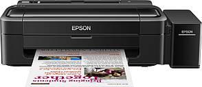 Принтер струйный А4 цв. Epson L132, фото 2