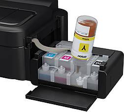Принтер струйный А4 цв. Epson L132, фото 3