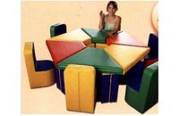 Детская мягкая модульная мебель