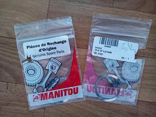Кольцо Manitou (Маниту) 550602