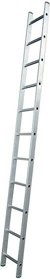 Лестница приставная 11 ступеней ITOSS 7111