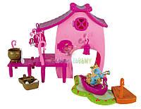 Дом на пристани с лошадью Filly Elfy Simba 5951287