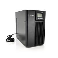 ДБЖ з правильною синусоїдою PT-3KL-LCD, 3000VA (2700Вт), 96В, Струм макс. 5A, під зовнішній АКБ (405*190*325)