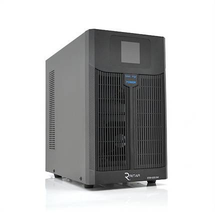 ДБЖ з правильною синусоїдою RITAR RTSW-5000 (3500Вт), 48В, під зовнішній АКБ, Q1  (535*340*495) 29,3 кг ( 380*195*330 ), фото 2