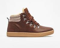 Зимові кеди взуття Bustagrip - Dude Brown Leather (оригінал) (Зимние кеды  6ca4083ba3af2