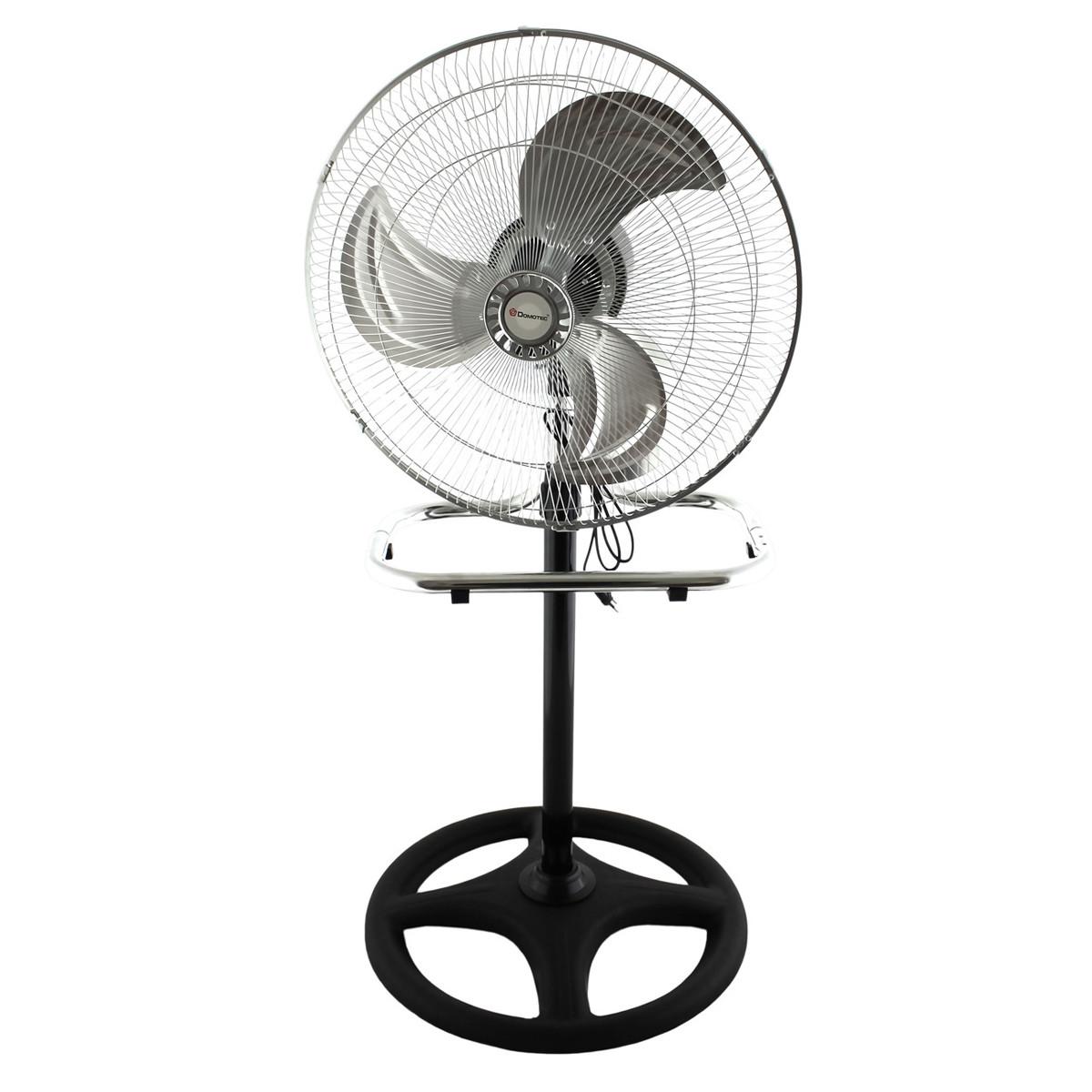 Вентилятор напольный Voltronic MS-1622 40W 3 скорости, автоповорот