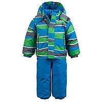 Комплект (куртка, штаны на подтяжках) Lassie TEC Код 713630-6511 размеры на рост 92,98 см